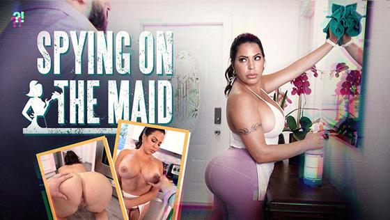 AdultTime Julianna Vega Spying On The Maid 08 20 2020