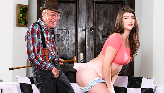 DevilsFilm Remy Rayne Teen Shows Love To Older Man 07 23 2020