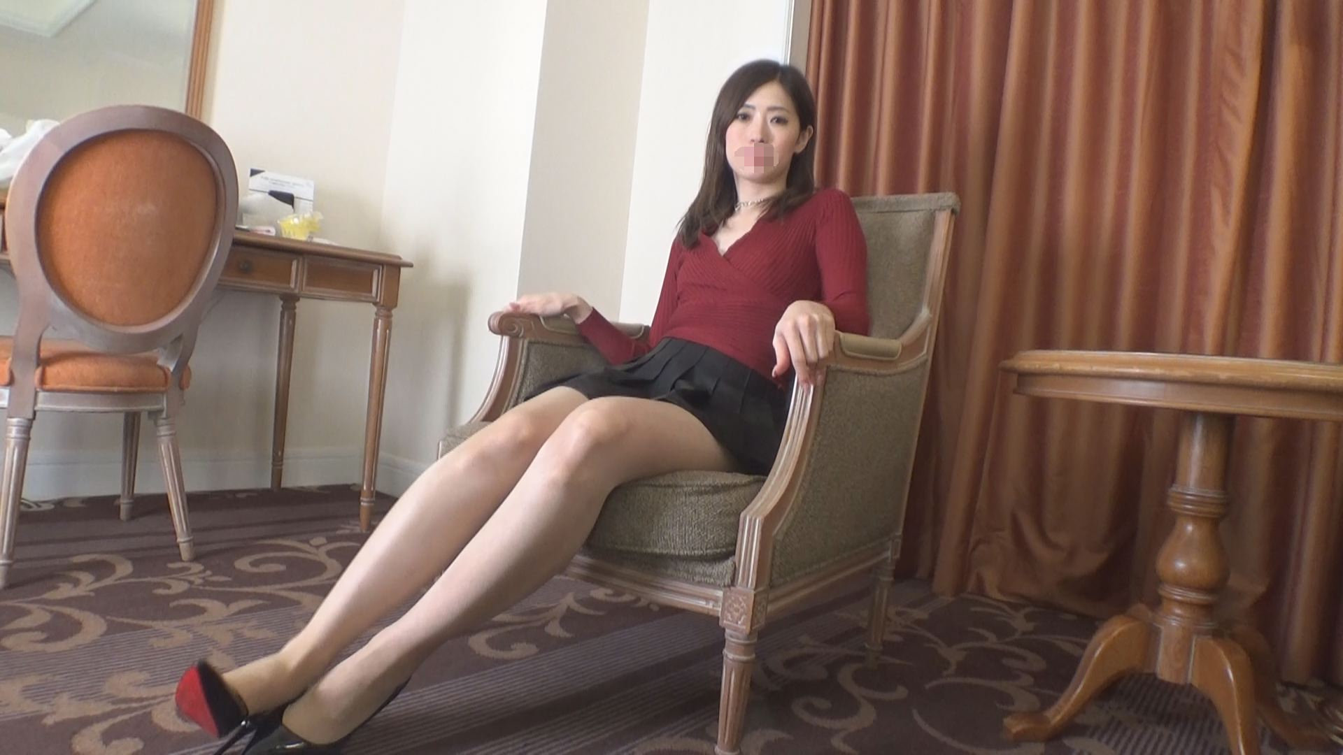 FC2-PPV 1539892 Release The Masturbation Of Side Dishes Without Permission The Super Beautiful Leg Model Is Finger Masturbation