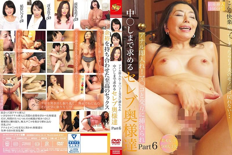 SN-008 ABC / Mousouzoku Everything About MILF Fumie Tokikoshi